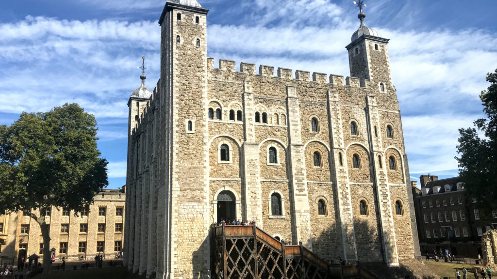 Londyn - Tower of London